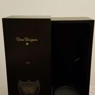 Dom Perignon P2 鐵盒 香檳王 1996