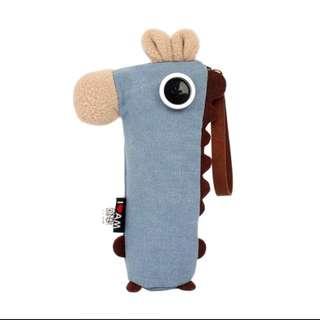 cute donkey pen case