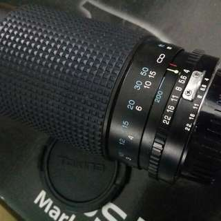 Manual Lens tokina 80-200 nikon mount