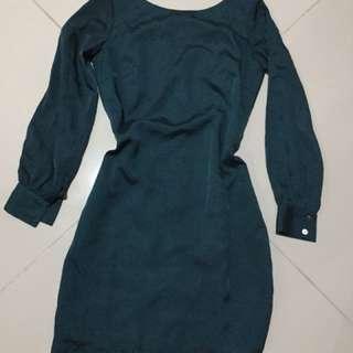 Saga Corporate Dress