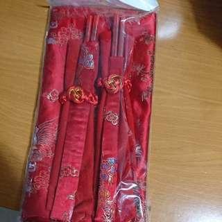 結婚用品對 筷子