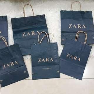 PAPER BAG ZARA