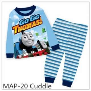 Brand new thomas  pajama pair