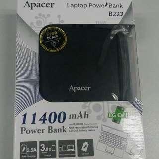 Apacer Laptop/Mobile Powerbank