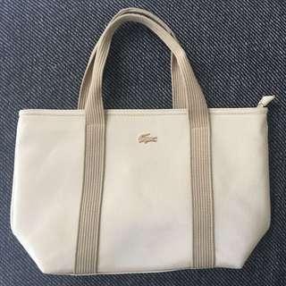 Lacoste (Gold) Shopping Bag (Imitation)