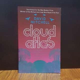 Cloud Atlas David Mitchell [Paperback]