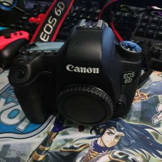 Canon Eos 6D Mark i