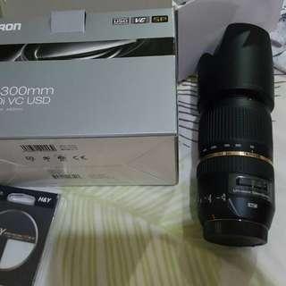 Tamron lens 70-300mm for canon camera