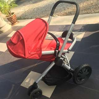 Stroller Quinny Buzz Red Color