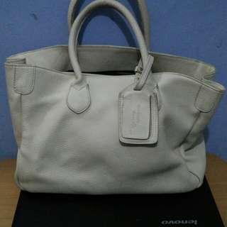 Hand Bag White