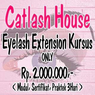 Kursus bb glow & eyelash extension