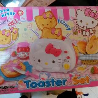 Hello Kitty多士玩具