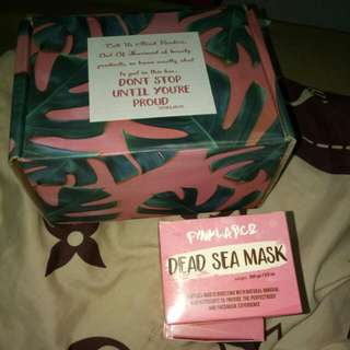 Pinklab.co dead sea mask