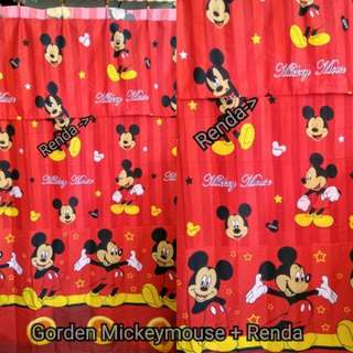 Gorden mickeymouse