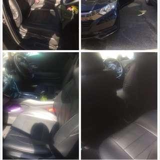 Vezel pu leather seat cover (Customise)