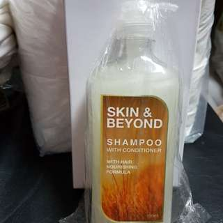 Shampoo with conditioner 500ml
