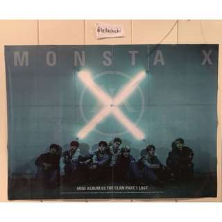 [POSTER] MONSTA X THE CLAN