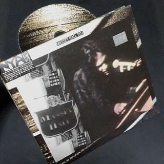 Neil young (live at massey hall 1971) cd