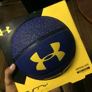 Curry Basketball Ball