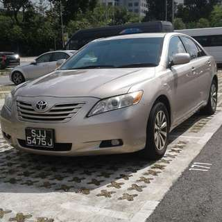 For Chinese New Year - Toyota Camry