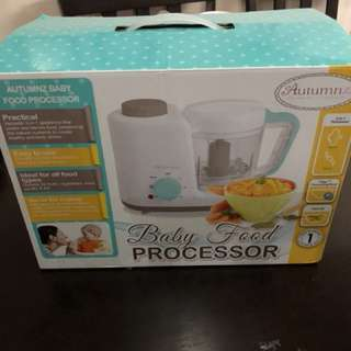 Autumn Baby Food Processor