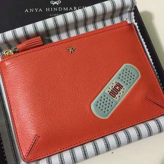 Authentic Anya Hindmarch Loose Pocket