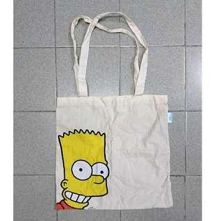 The Simpsons tote bag 環保袋