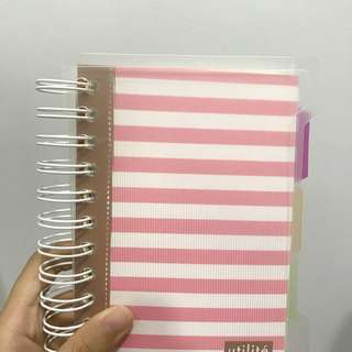 daiso notebook