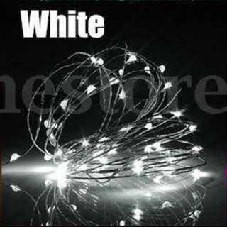 Sale! 5M USB LED Cool White Copper Wire String Fairy Light Strip