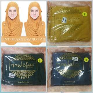 Babes n chic instant tudung