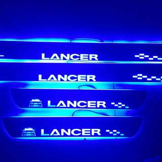 Mitsubishi Lancer 3D scuff