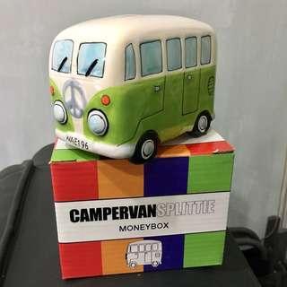 Camper Van 露營車仔錢甖 Money Box