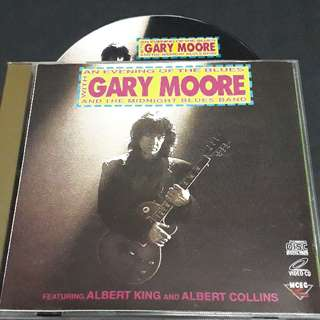 Gary moore (An evening of the blues) vcd
