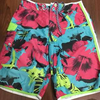 Oakley velcro shorts (2)