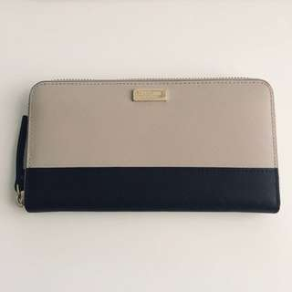 ❗️$450❗️Kate Spade Leather Zip Around Wallet