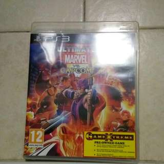 Ps3 Playstation, Mvc3, Marvel vs Calvin Ultimate