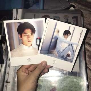 [WTS] Sehun Lucky One Official Polaroid