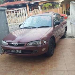 Proton Wira 2001 1.5 auto