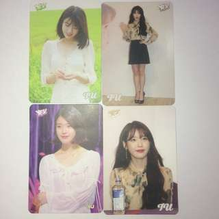 IU yes card
