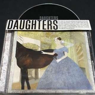 Daughters (Hell) cd rock