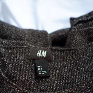 Preloved Sweater Rajut Cowok H&M
