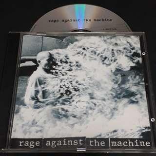 Rage against the machine cd rock