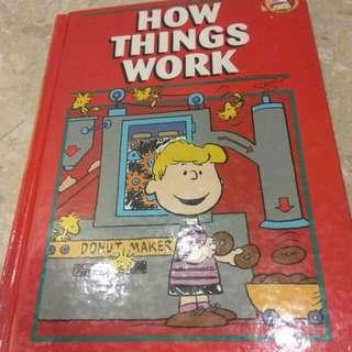 Snoopy's World encyclopedia - How Things Work