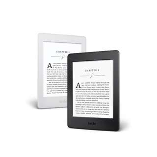 "Kindle Paperwhite E-reader - Black, 6"" High-Resolution Display (300 ppi) with Built-in Light"