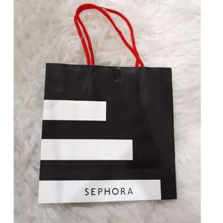 SEPHORA PAPER BAG