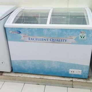 Daimitsu chest freezer door glass