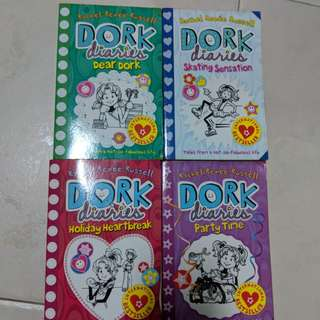 Dork Diaries (softcover)