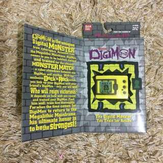 Digimon Digivice Vpet ver 1