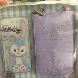 全新 iPhone 6/6S/7 StellaLou 電話殼+袋