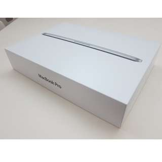 MacBook Pro (Retina, 13-inch, Early 2015) 256GB